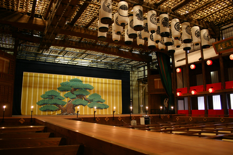 【まちあるきツアー】日本最古の芝居小屋「金丸座」&こんぴら表参道を巡る