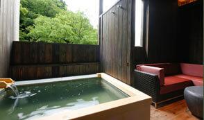 本館 専有露天風呂付客室